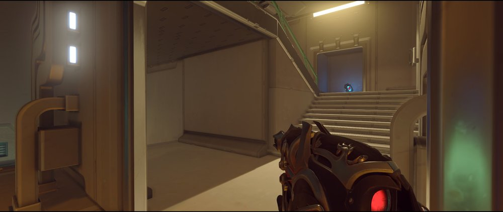 Connector attack sniping spot Widowmaker Dorado.jpg