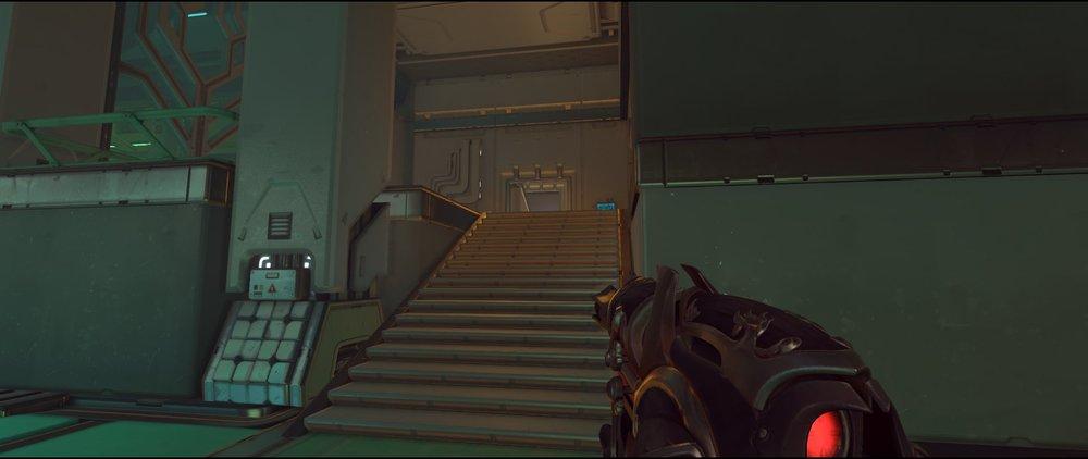 Glass attack sniping spot Widowmaker Dorado.jpg