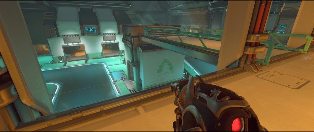 Halls high ground attack sniping spot Widowmaker Dorado.jpg