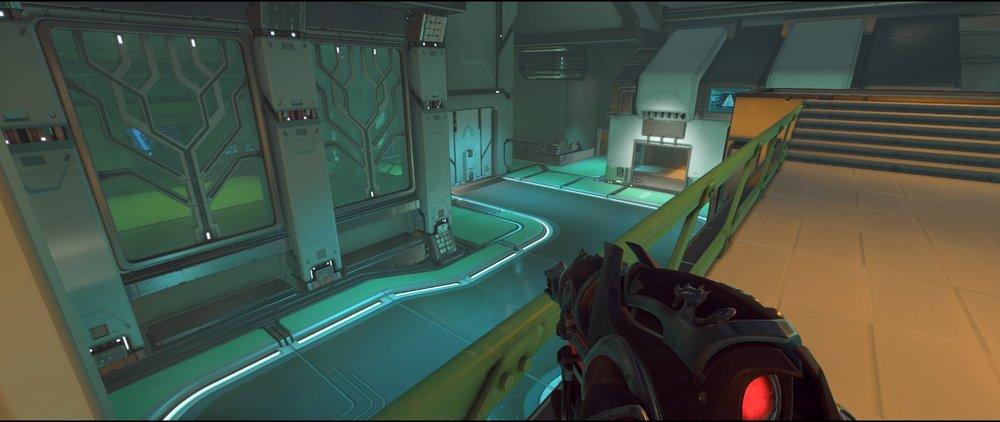 Pass two defense sniping spot Widowmaker Dorado.jpg