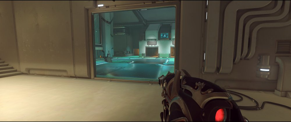 Halls ground level defense sniping spot Widowmaker Dorado.jpg