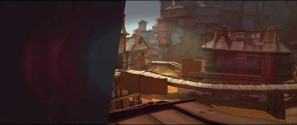 Cafe view one attack Widowmaker sniping spot Junkertown.jpg