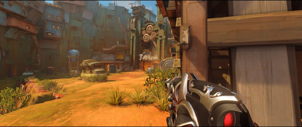 Appartment ground level left side attack Widowmaker sniping spot Junkertown.jpg