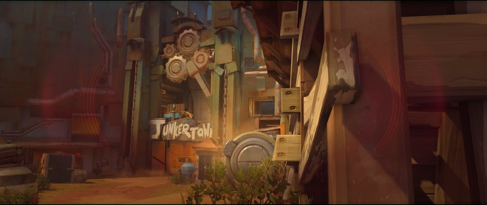Appartment ground level left side view attack Widowmaker sniping spot Junkertown.jpg