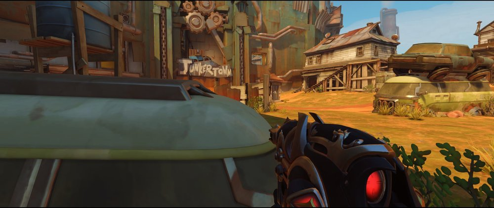 Van coast right crouched attack Widowmaker sniping spot Junkertown.jpg