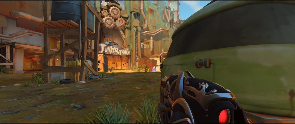 Van Coast left attack Widowmaker sniping spot Junkertown.jpg