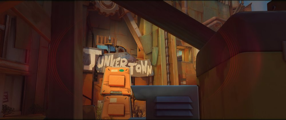 Pillar left attack Widowmaker sniping spot Junkertown.jpg