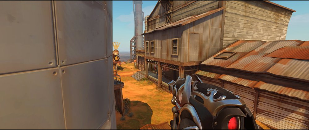 Engine side view defense Widowmaker sniping spot Junkertown.jpg