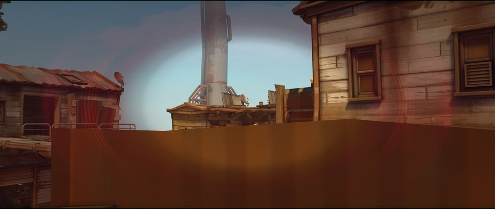 Bridge to Cafe defense Widowmaker sniping spot Junkertown.jpg