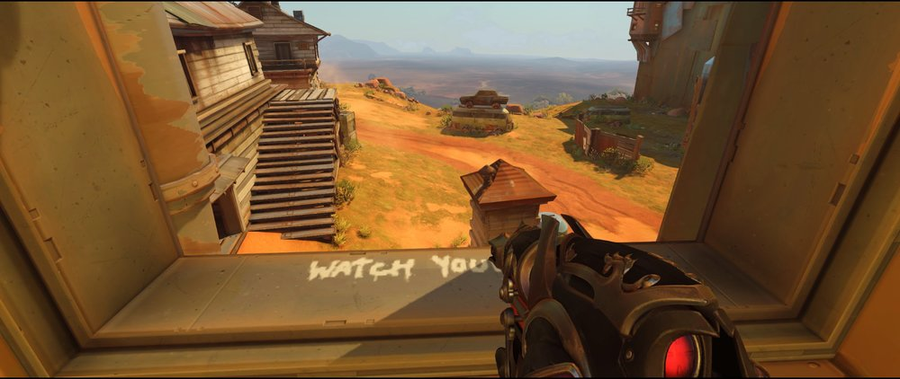 Window first point defense Widowmaker sniping spot Junkertown.jpg