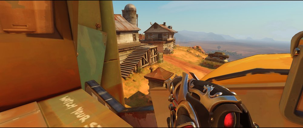 Ledge one defense Widowmaker sniping spot Junkertown.jpg