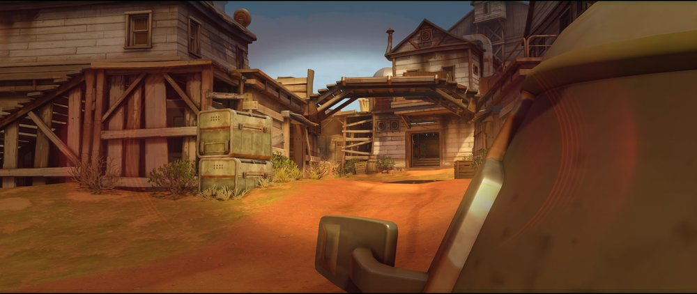 Car left defense Widowmaker sniping spot Junkertown.jpg