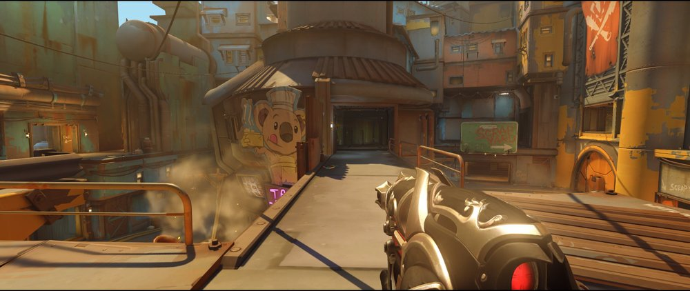 Bridge defense Widowmaker sniping spot Junkertown.jpg