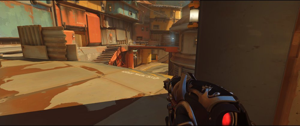 Cinema one defense Widowmaker sniping spot Junkertown.jpg