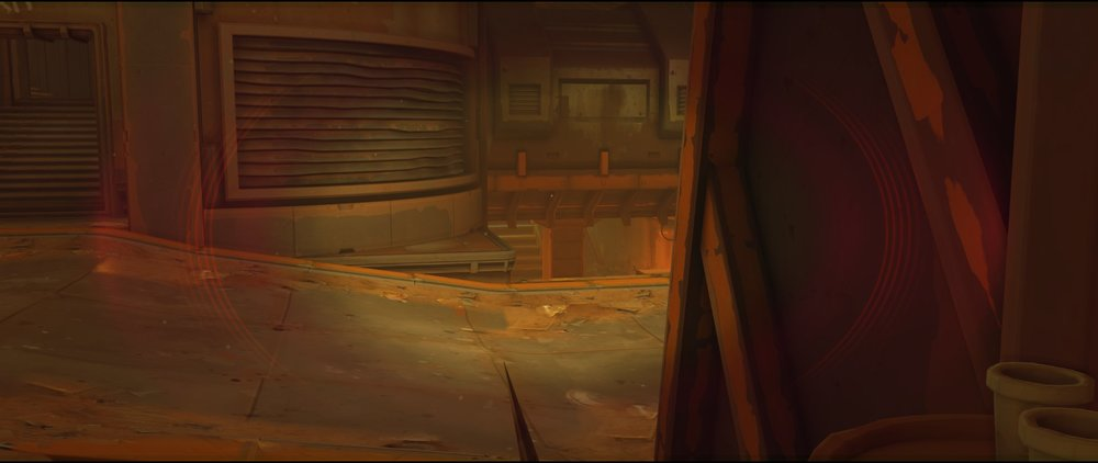 First door view P3 attack Widowmaker sniping spot Junkertown.jpg