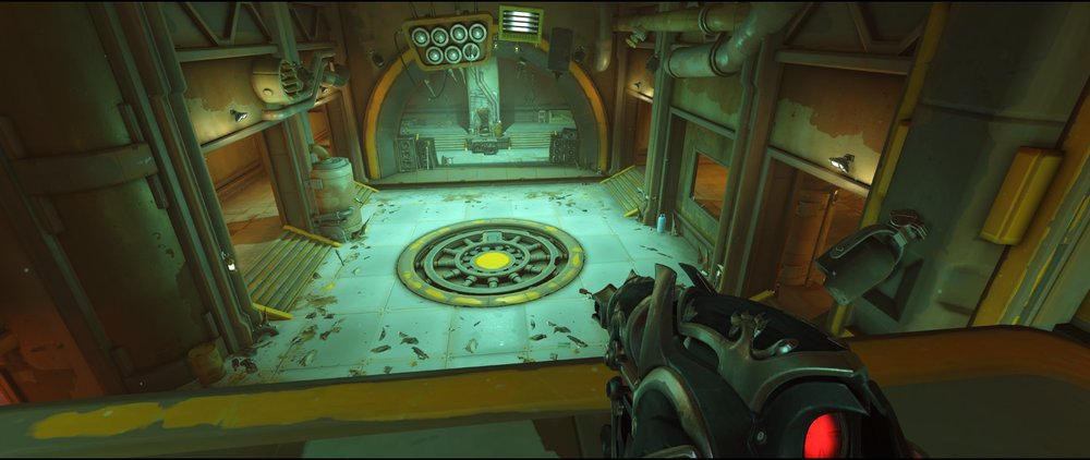 Balcony attack Widowmaker sniping spot Junkertown.jpg