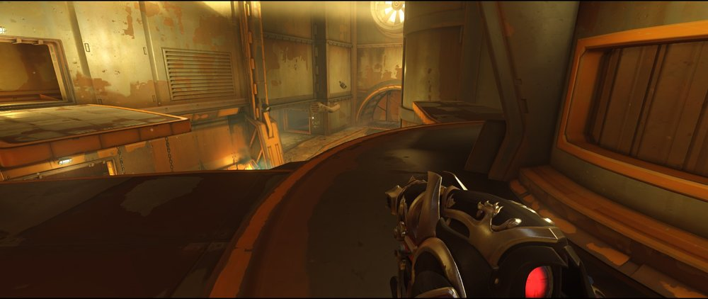 Platform left defense Widowmaker sniping spot Junkertown.jpg
