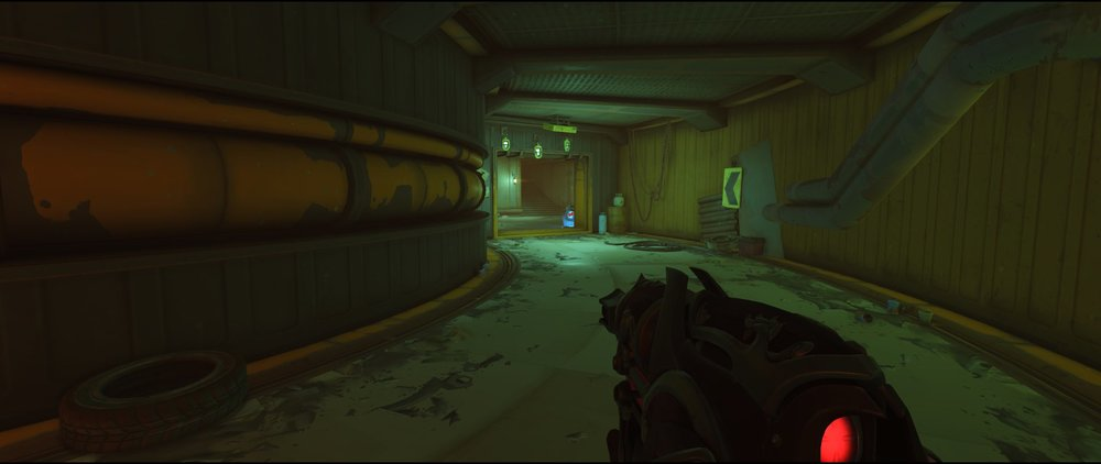 Long Tunnel defense Widowmaker sniping spot Junkertown.jpg
