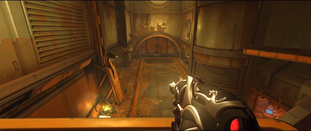 Ledge defense Widowmaker sniping spot Junkertown.jpg
