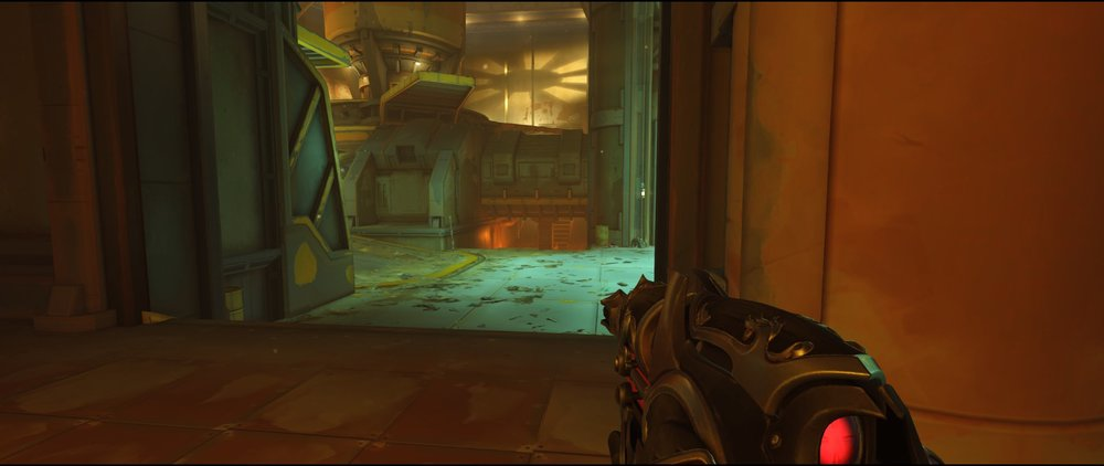 Snacks one defense Widowmaker sniping spot Junkertown.jpg