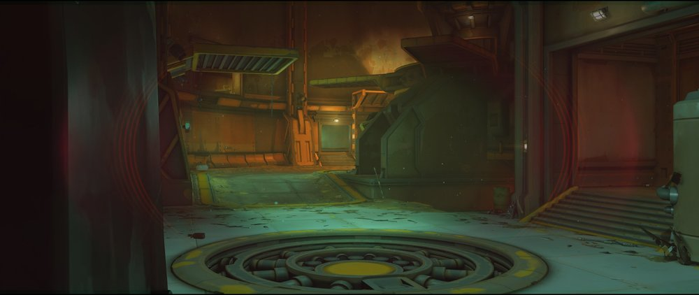 Cave one defense Widowmaker sniping spot Junkertown.jpg