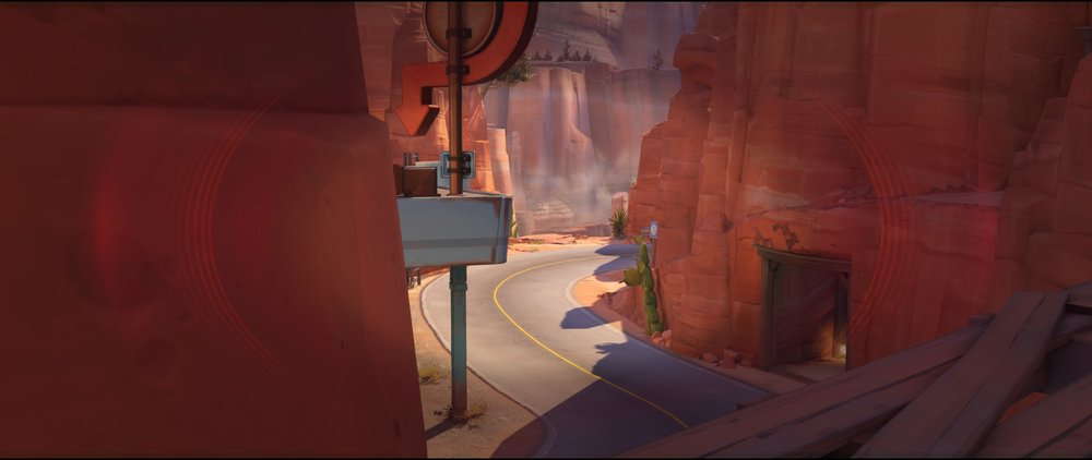 Catwalk to mid defense sniping spot Widowmaker Route 66.jpg