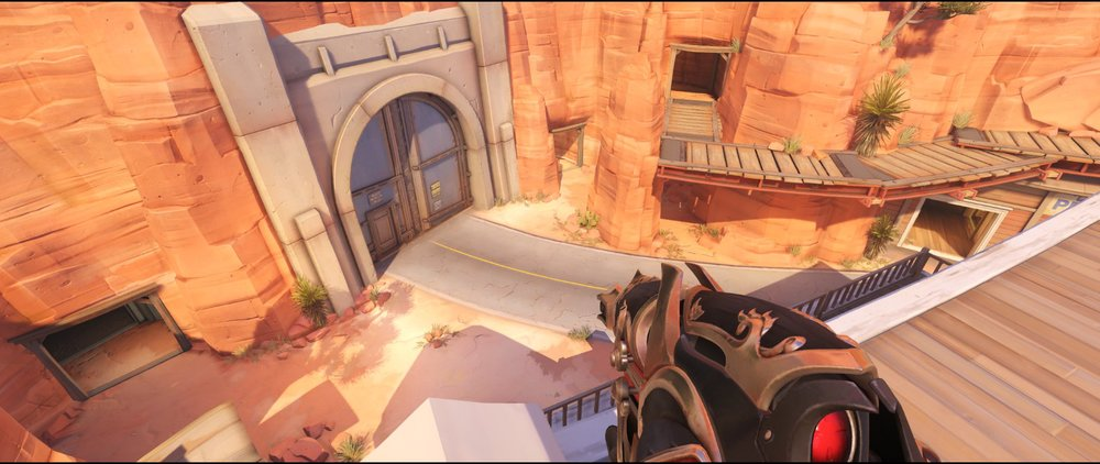 Pub view three attack sniping spot Widowmaker Route 66.jpg