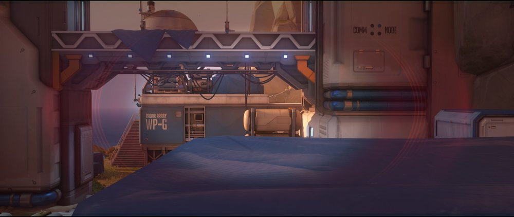 Spawn box left side view attack sniping spot Widowmaker Watchpoint Gibraltar.jpg