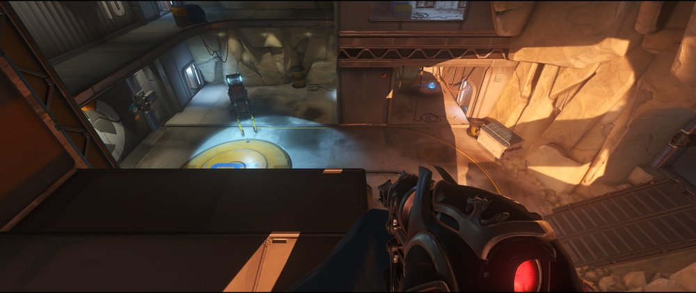 Perch box attack sniping spot Widowmaker Watchpoint Gibraltar.jpg