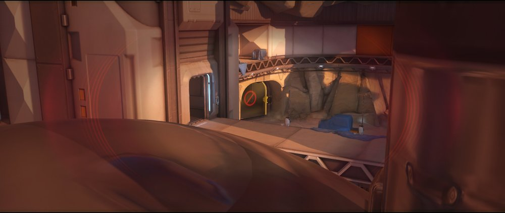 Globe view defense sniping spot Widowmaker Watchpoint Gibraltar.jpg