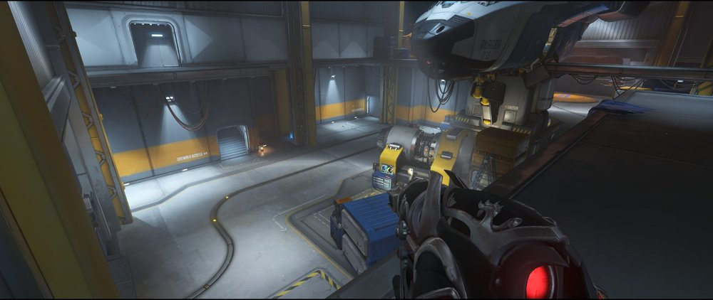 Long attack sniping spot Widowmaker Watchpoint Gibraltar.jpg