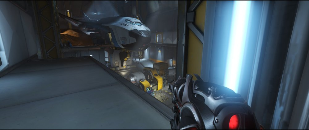 Short attack sniping spot Widowmaker Watchpoint Gibraltar.jpg