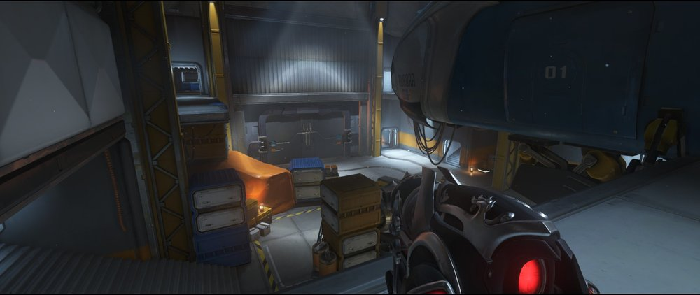 Pass defense sniping spot Widowmaker Watchpoint Gibraltar.jpg