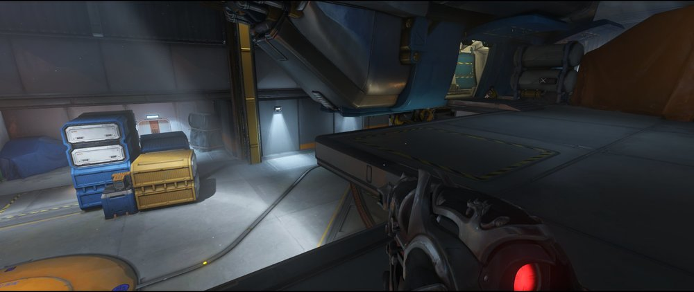 Platform two defense sniping spot Widowmaker Watchpoint Gibraltar.jpg