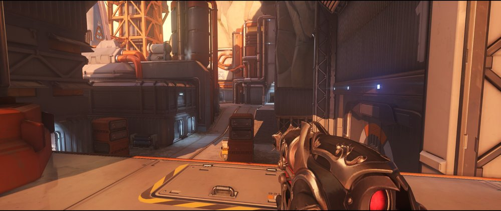 Pipeline attack sniping spot Widowmaker Watchpoint Gibraltar