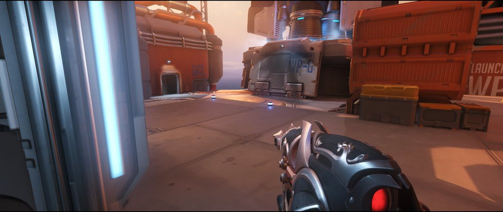 Fuel second door view attack sniping spot Widowmaker Watchpoint Gibraltar.jpg