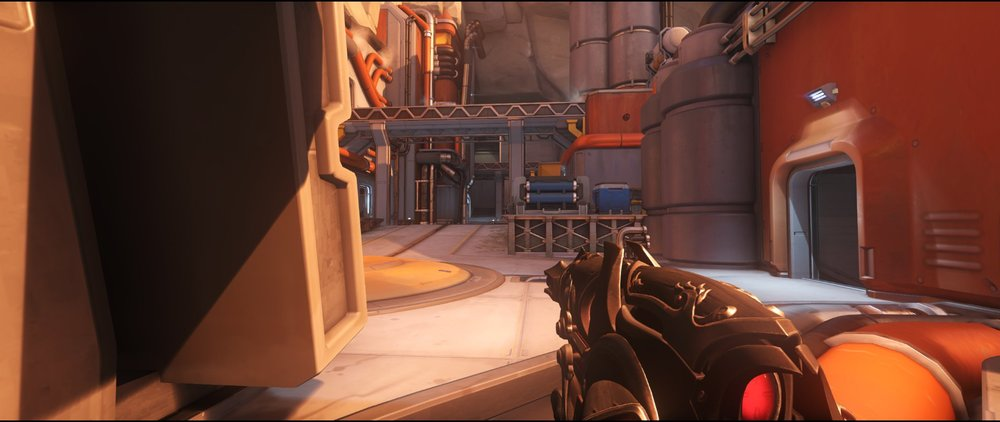 Launch right defense sniping spot Widowmaker Watchpoint Gibraltar.jpg