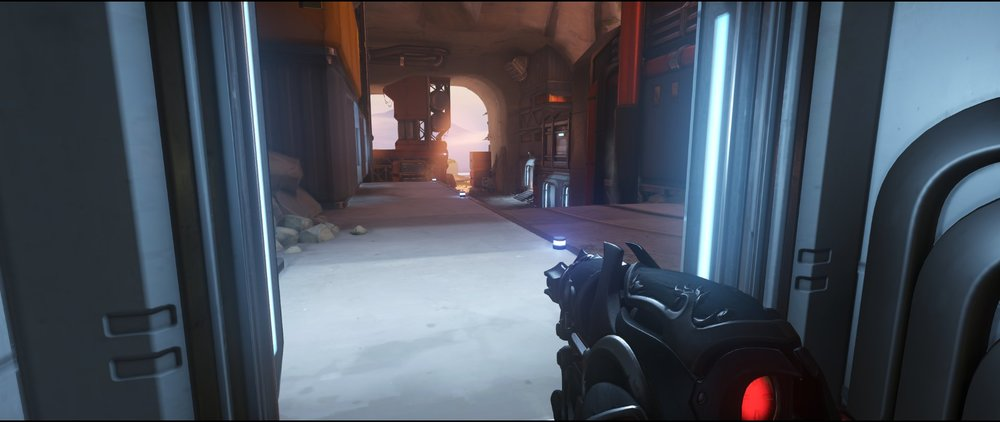 Fuel first door defense sniping spot Widowmaker Watchpoint Gibraltar.jpg