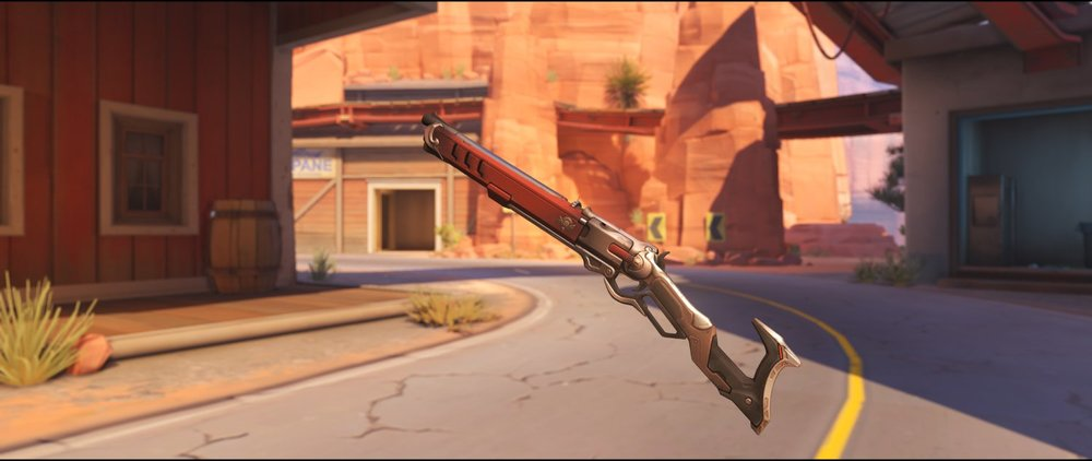 Paintbrush rifle rare skin Ashe Overwatch.jpg