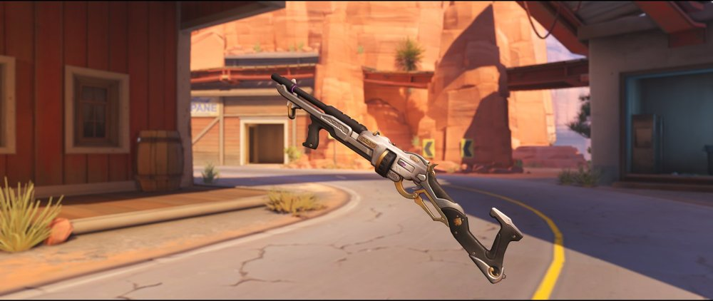 Gangster rifle legendary skin Ashe Overwatch.jpg