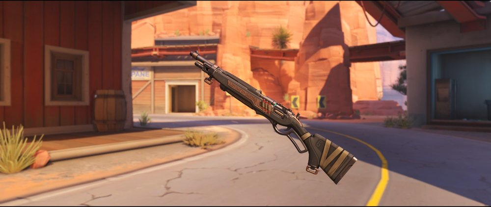 Jungle rifle legendary skin Ashe Overwatch.jpg
