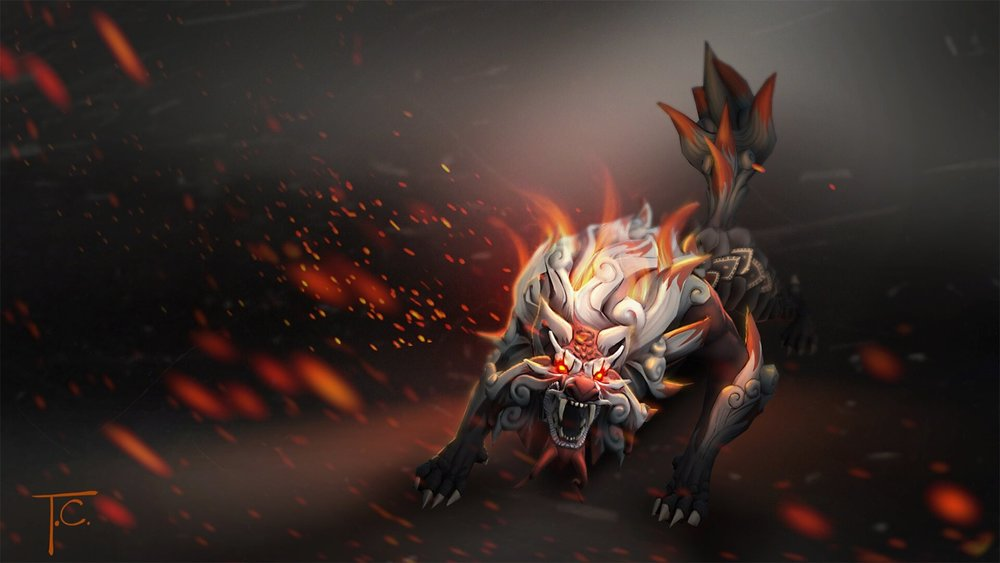 Great Calamity loading screen for Lycan - Valve