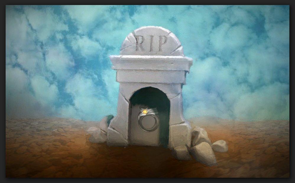 RIP Ring of Aquila - Image: @wykrhm
