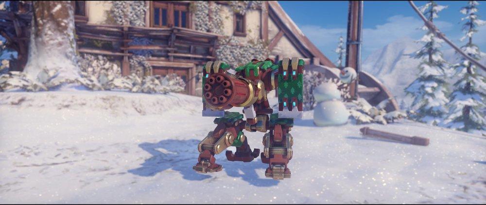 Gift Wrap sentry front epic Bastion skin Winter Wonderland.jpg