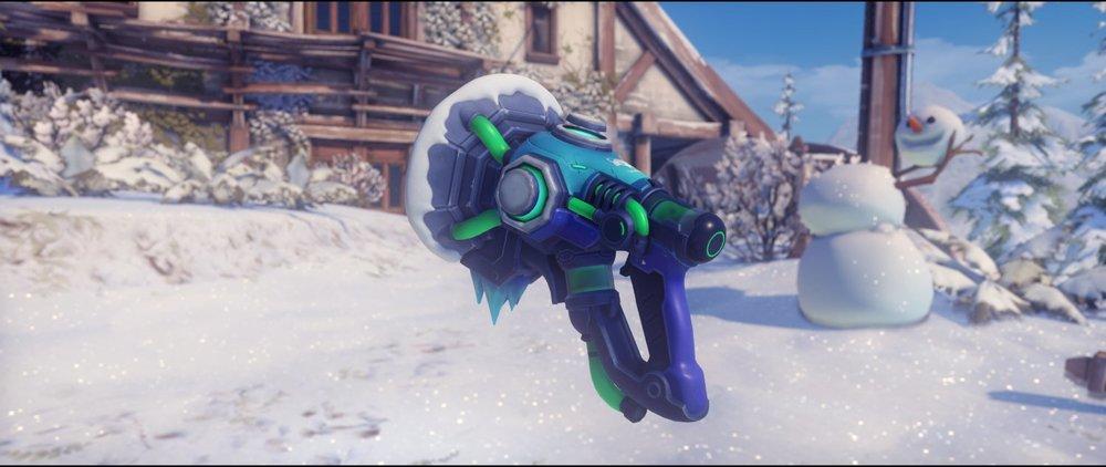 Snow Fox gun front legendary Lucio skin Winter Wonderland.jpg
