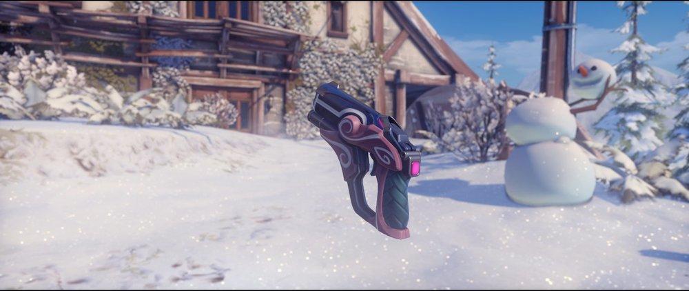 Sugar Plum Fairy pistol legendary Mercy skin Winter Wonderland.jpg