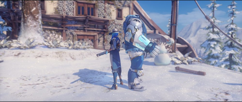 Winter side epic Ashe Bob skin Winter Wonderland.jpg