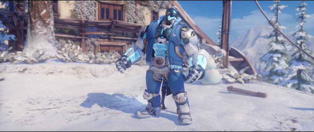 Winter back epic Ashe Bob skin Winter Wonderland.jpg