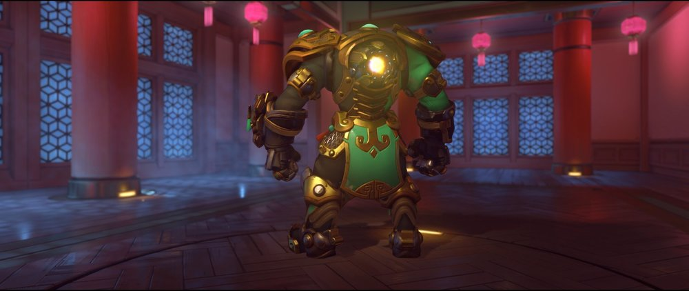 Guan Yu back legendary skin Reinhardt Lunar New Year.jpg