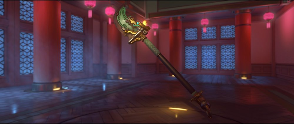 Guan Yu weapon front legendary skin Reinhardt Lunar New Year.jpg